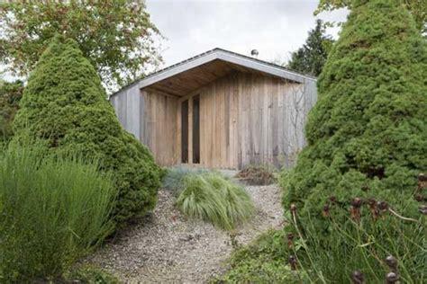 Wood Gardens by Modern Garden Shed In The Netherlands Poplar Garden House