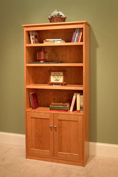 Bookcases With Doors On Bottom Candler Bookshelf Bottom Doors