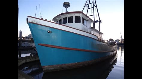used commercial fishing boats for sale commercial fishing boat review ship vessel video for sale