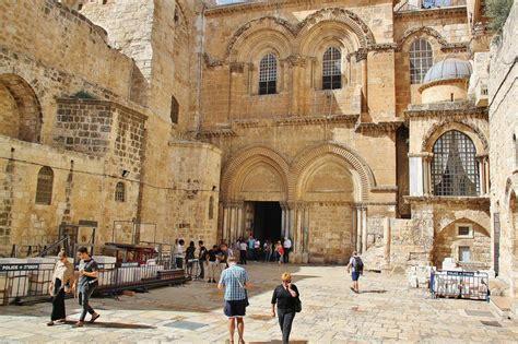 imagenes reales de jerusalen qu 233 ver en santo sepulcro de jerusal 233 n gu 237 as viajar