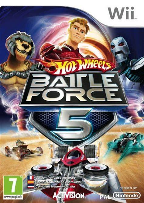 imagenes de hot wheels battle force 5 car 225 tula oficial de hot wheels battle force 5 wii