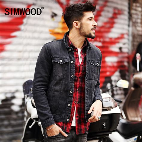 are jean jackets in style for spring 2014 newhairstylesformen2014 simwood 2018 new spring men denim jacket fashion casual