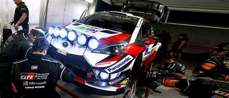 Rally Auto Racing by Wrc Toyota Gazoo Racing