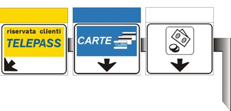 porte autostradali pagamento al casello autostrade per l italia