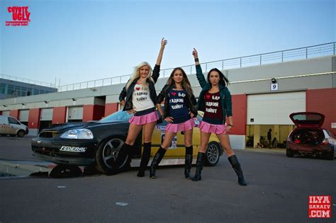 Coyote Ugly Saloon - Ugly Pix - Kazan Ring Time Attack