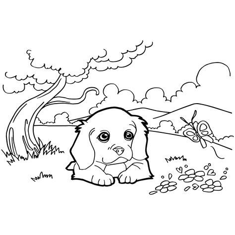 imagenes para colorear un perro dibujos de perros para colorear todo razas de perros