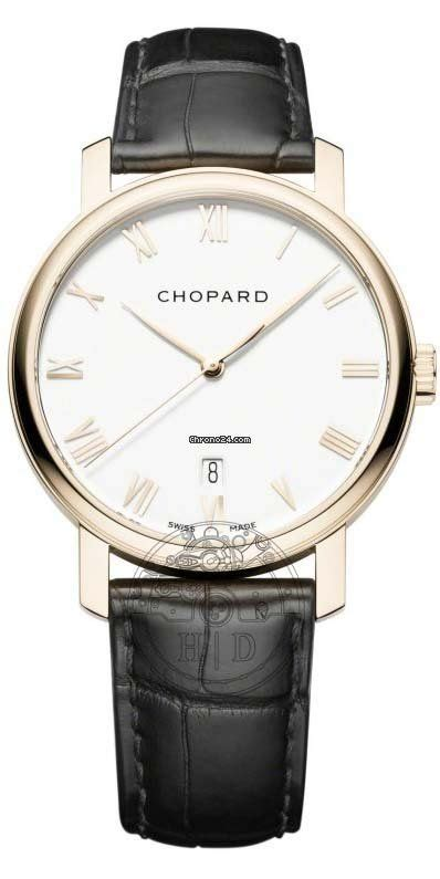 Chopard Cp1376 Rosegold chopard s classic 18 karat gold 7 149 chopard chronograph watches 18