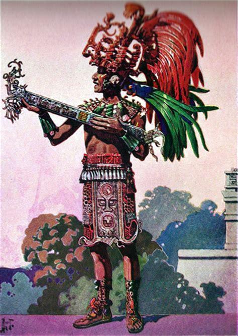 imagenes de sacerdotes mayas antiguos mayas ilustraciones de herbert m herget