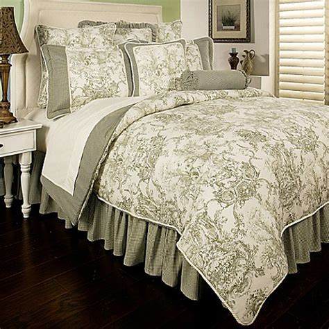 buy sherry kline country toile reversible king comforter
