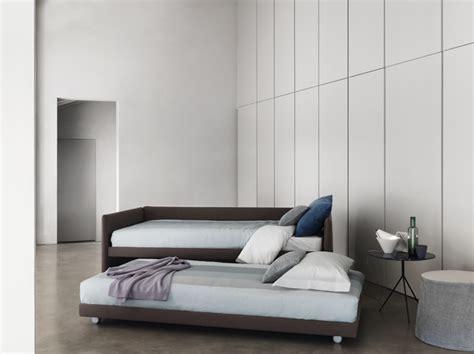 divano letto singolo flou duetto bed by centro ricerche flou 187 retail design