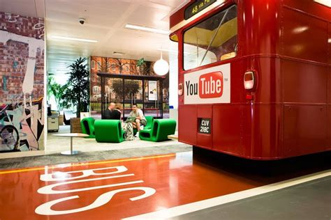 youtube offices we want walls the future of office design and the