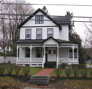 white house with black trim pix for gt black and white painted house painting my