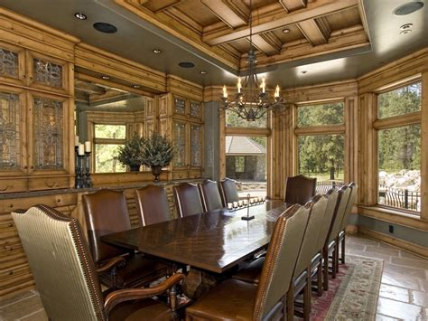modern country dining room french country exterior home
