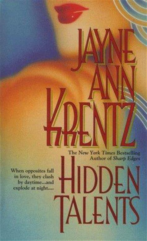 Novel Talents Jayne Krentz Harlequin talents by jayne krentz