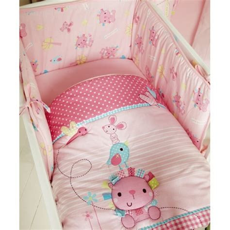 Baby Crib Bedding Sets Uk Clair De Lune Lottie Squeek Crib Quilt And Bumper Set Crib Bedding