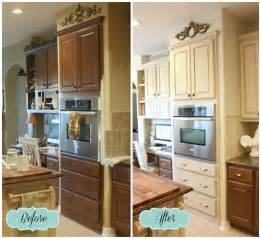 Annie Sloan Kitchen Cabinets Before And After by From My Front Porch To Yours French Farmhouse Diy Kitchen