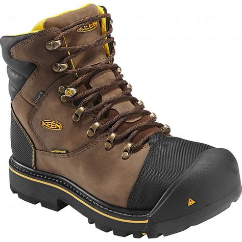 keen work boots for keen 1009174 milwaukee waterproof steel toe work boot