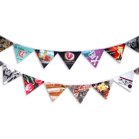 Bunting Flag Banner custom pennants custom bunting flags for personalized
