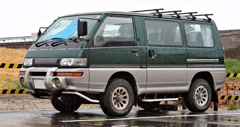 van mitsubishi delica 1998 mitsubishi delica l400 comfortably lost