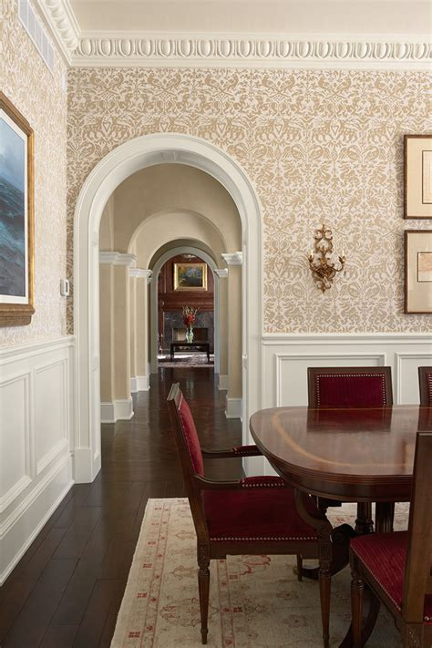 dining room molding ideas great chair rail molding decorating ideas