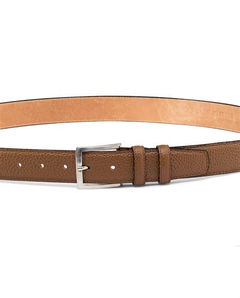 buy brown mens dress belt leatherbeltsonline
