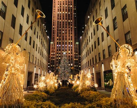 When Is The Lighting Of Rockefeller Tree 2015 by 2015 Rockefeller Center Tree Lighting