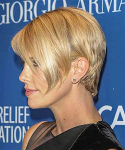 amy robach haircut back view 10 charlize theron pixie cuts short hairstyles