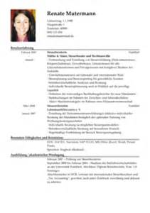 Lebenslauf Vorlage Rechtsanwalt Lebenslauf Steuerberater Muster Lebenslauf