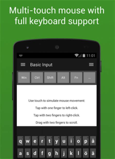 remote mouse turn iphoneipad and android into wireless 3 free apps to turn your phone into remote mouse keyboard