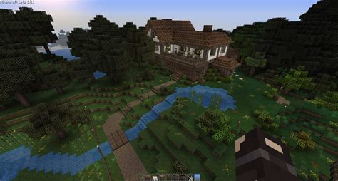 minecraft farm house 18 awesome minecraft house ideas minecraft seeds for pc xbox pe ps3 ps4