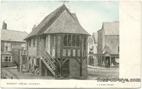 market house ross on wye old photos newent