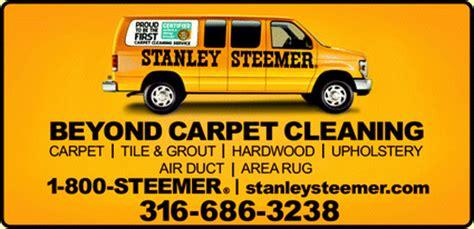 stanley steamer rug cleaning stanley steemer carpet cleaner wichita ks 67211 yellowbook