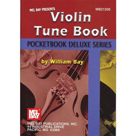 How Many Suzuki Violin Books Are There Mel Bay S Violin Tune Book Pocketbook Deluxe Series By