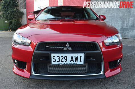 lancer evo 2014 2014 mitsubishi lancer evolution x mr review video
