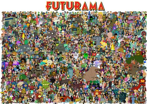 remember futurama with this awesome image of every