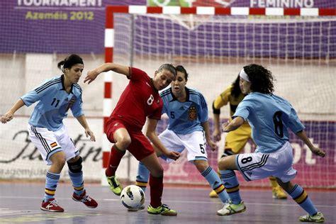 futbol sala femenino espa a f 250 tbol sala mundial femenino la selecci 243 n espa 241 ola de