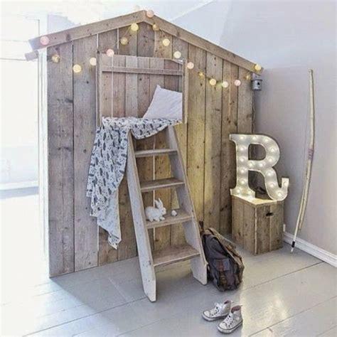 chambre cabane enfant lit enfant cabane et solutions originales pour fille et gar 231 on