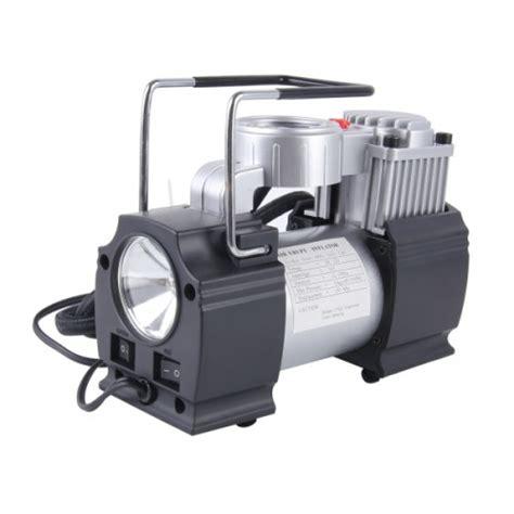 portable air compressor heavy duty 12v 85 150 psi tire inflator car tool