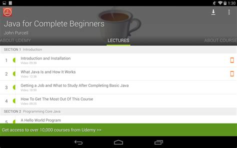 tutorial java for android java tutorial learn java fast دانلود نصب برنامه