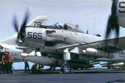 e d a1j us a1e a1h tri service attack aircraft a1j