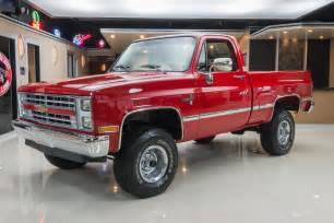restoration makes this 1987 chevrolet silverado as