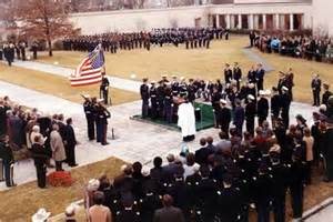 funeral colors truman library photograph presentation of the colors at
