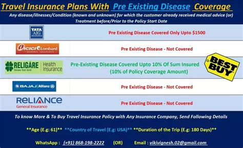 bajaj allianz travel insurance usa which is the best travel insurance for parents