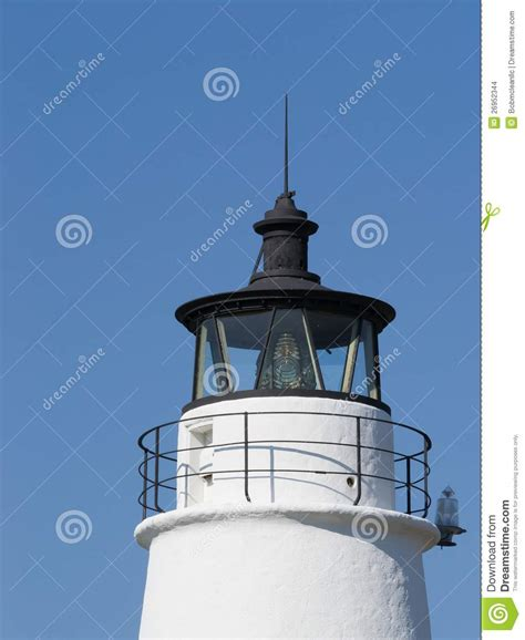 Lighthouse Cupola lighthouse cupola cove point light stock images image 26952344