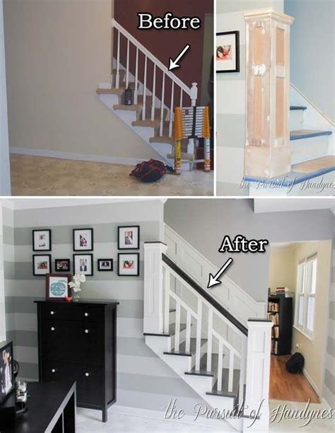 banister remodel 25 best ideas about banister remodel on pinterest