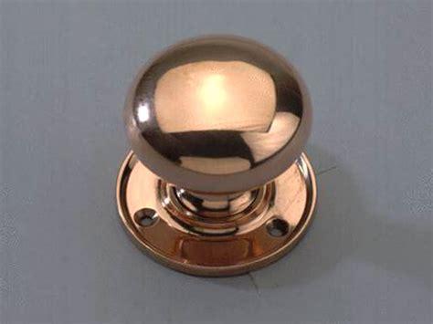 Copper Door Knob by Copper Front Healthcare Copper Products Copper Door
