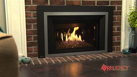 Outdoor Fireplace Inserts Wood by Regency Horizon 174 Radiant Hri4e Gas Insert Portland