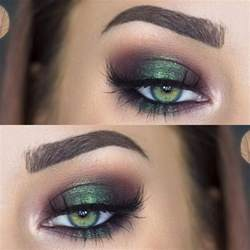 what color eyeshadow for green eye makeup for green makeup looks for green