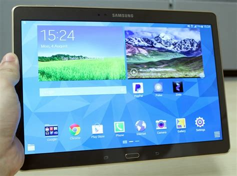 Samsung Galaxy Tab S 105 Lte samsung galaxy tab s 10 5 lte is a android tablet hardwarezone sg