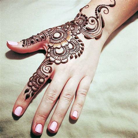 stylish design stylish henna designs for hands new mehndi styles